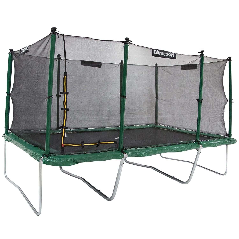 Ultrasport Premium Gartentrampolin Jumper 305 x 457 cm inkl. Sicherheitsnetz jetzt kaufen
