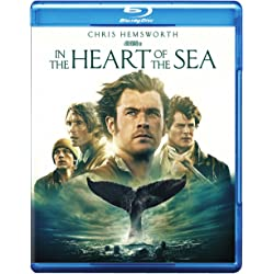 In the Heart of the Sea (2015) on Blu-ray Discs
