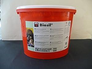 KEIM Biosil Silikatfarbe / weiß / 15 Liter  BaumarktBewertungen