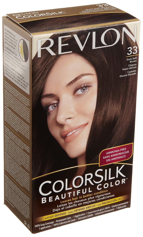 Revlon Colorsilk Dark Soft Brown Dark Soft Brown