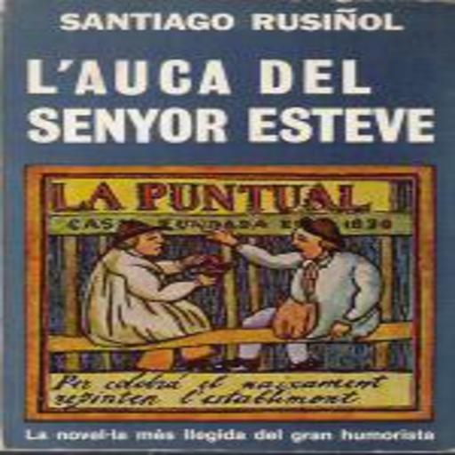 L'auca del Senyor Esteve (Catalan)
