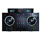 Numark NS7III | 4-Channel Motorized DJ Controller & Mixer with Screens and free Remix/Sampling Program downloads (Color: MultiColored, Tamaño: 20X20X20)