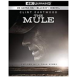 The Mule [4K Ultra HD + Blu-ray]