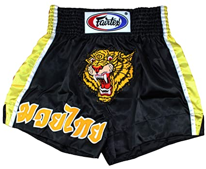 Tiger Muay Thai Shorts Muay Thai Shorts Large