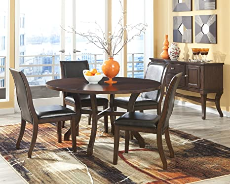 Calais 5 Pc Dining Set (54W x 54L x 30H)