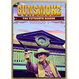 Gunsmoke: The Fifteenth Season, Volume One