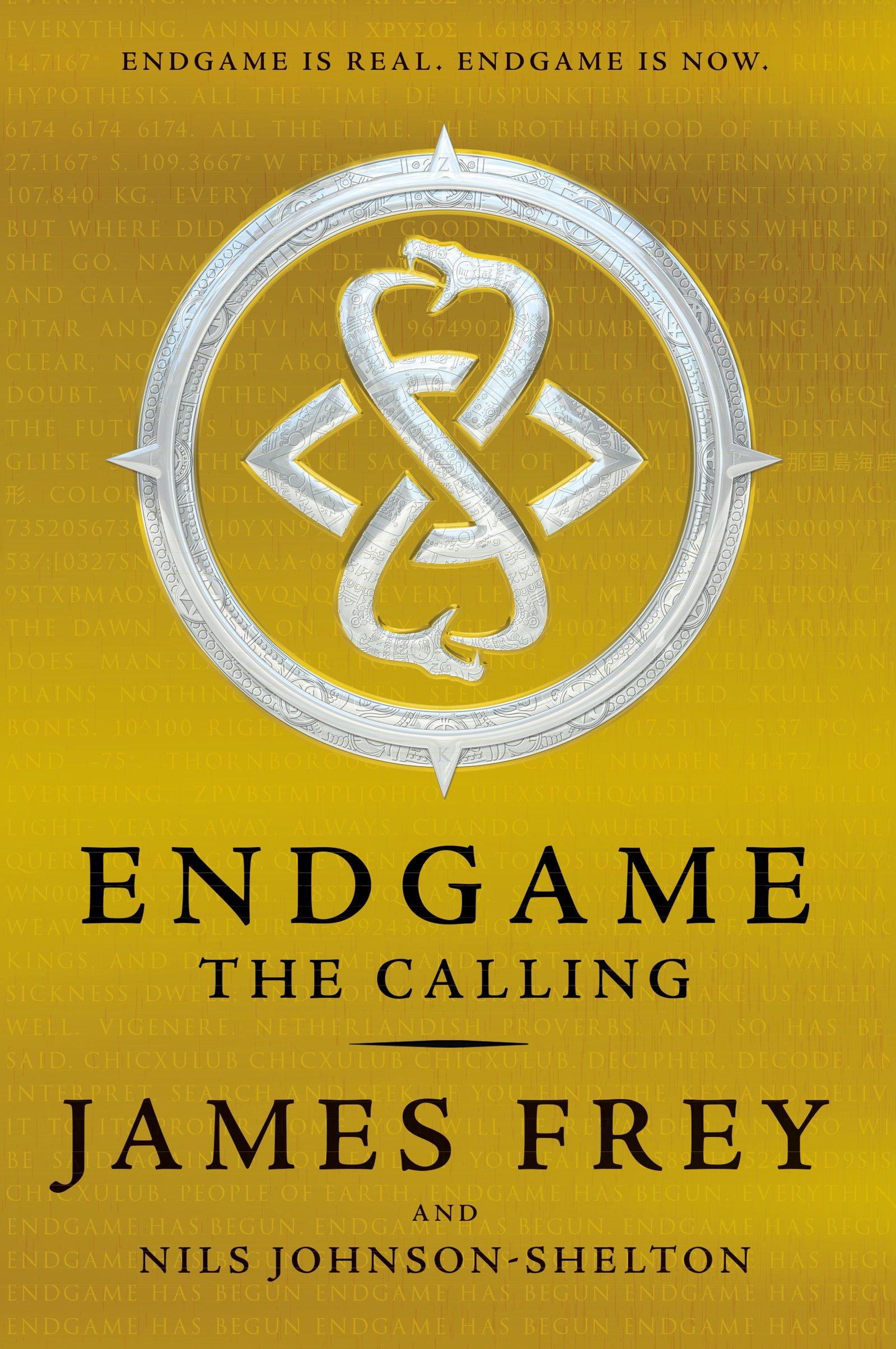 #52. Endgame. Wezwanie-  James Frey, Nils Johanson- Shelton