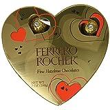 Ferrero Rocher Heart Gift Box, 16 Count, 7 oz (Tamaño: 7 Ounce)