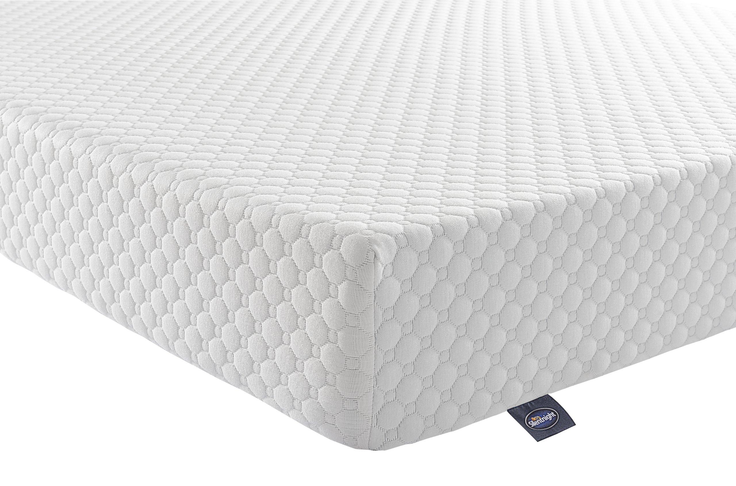 Silentnight 7 Zone Memory Foam Mattress Double Ebay