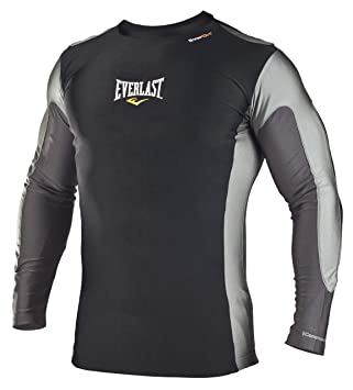 Now the price for click the link below to check it. Everlast Long sleeve  Rashguard T-Shirt moulant micro fibre homme. de239975c7c