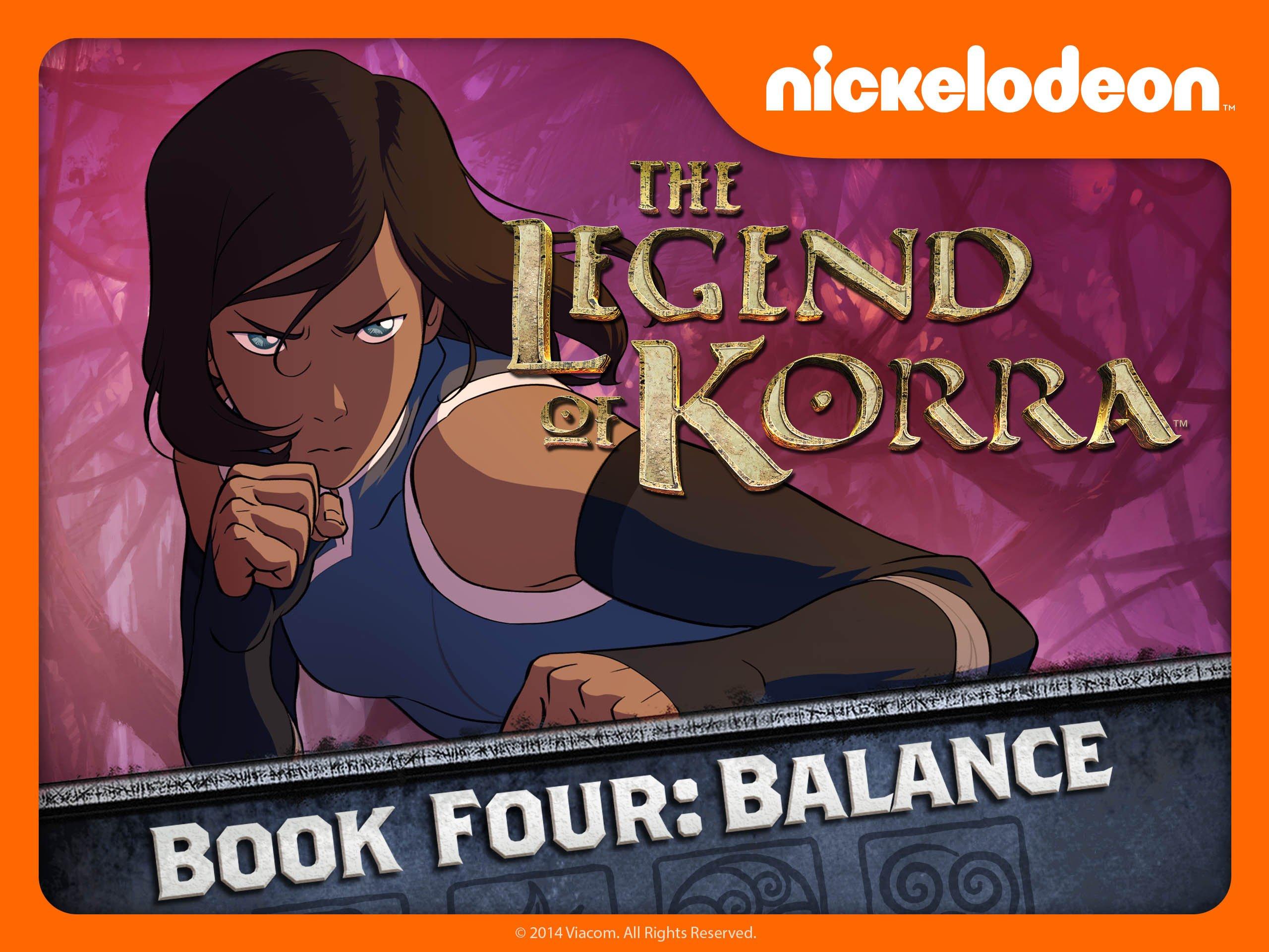 The Legend of Korra - Season 4