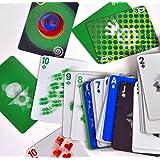 Kikkerland Motion Playing Cards (Color: Multi)