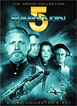 Babylon 5: The Movies DVD