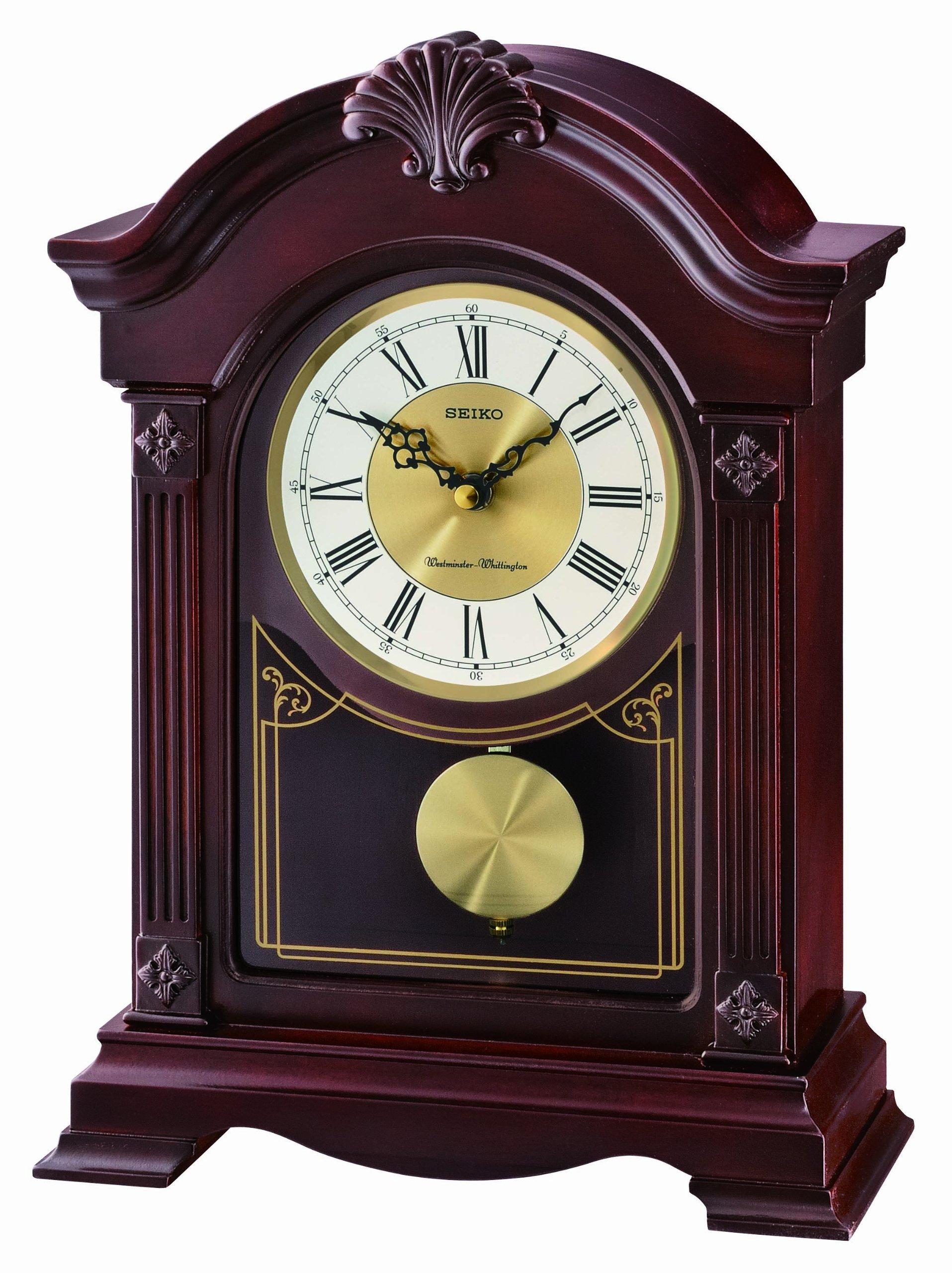 Seiko Mantel Clock  image