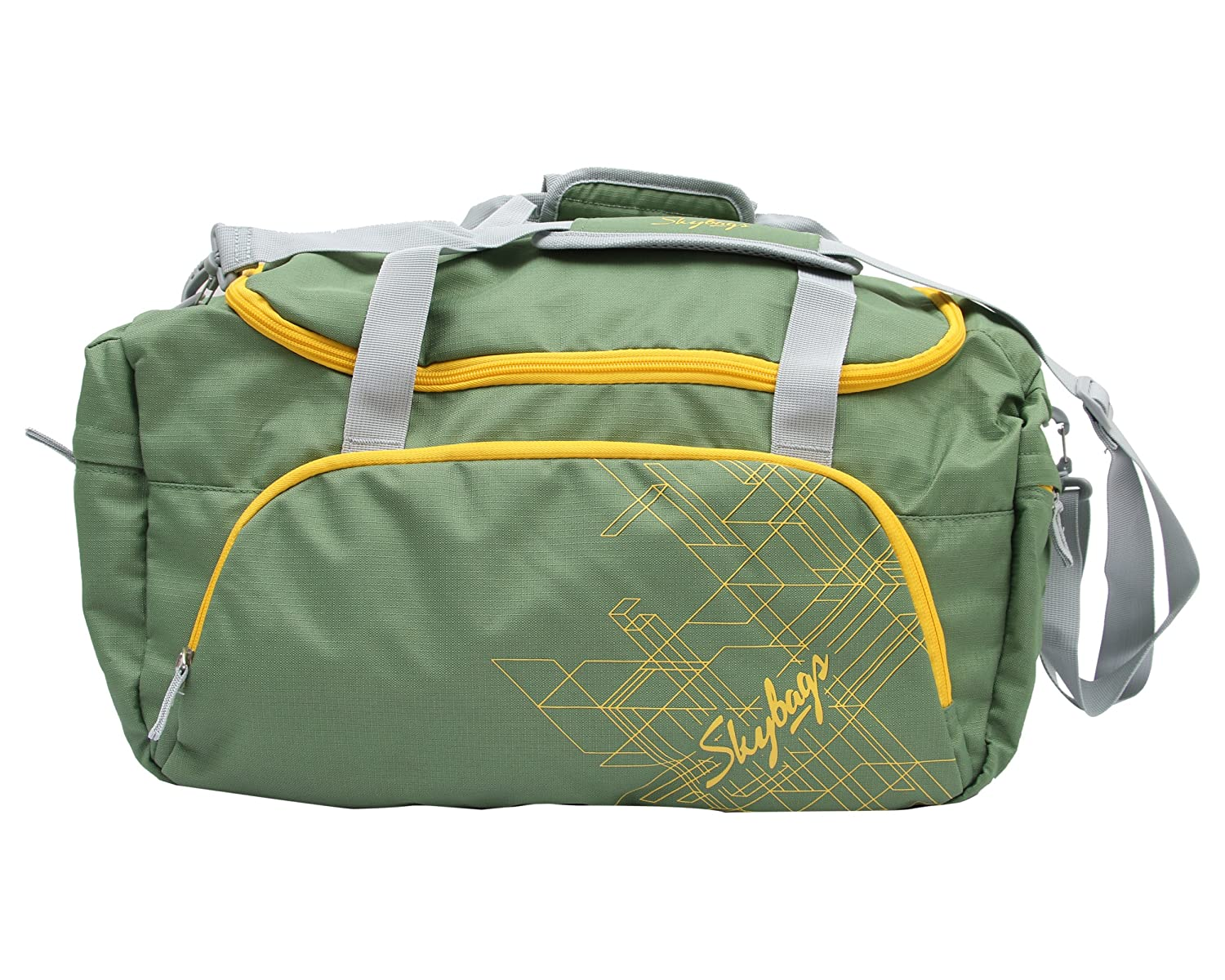 Skybags Sparks Others 59 centimeters Travel Duffle at Rs.1450 + Free Shipping discount deal