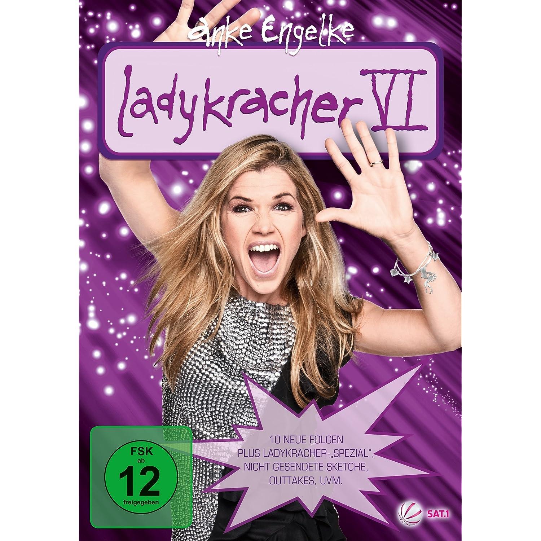 Ladykracher - VI - DVD