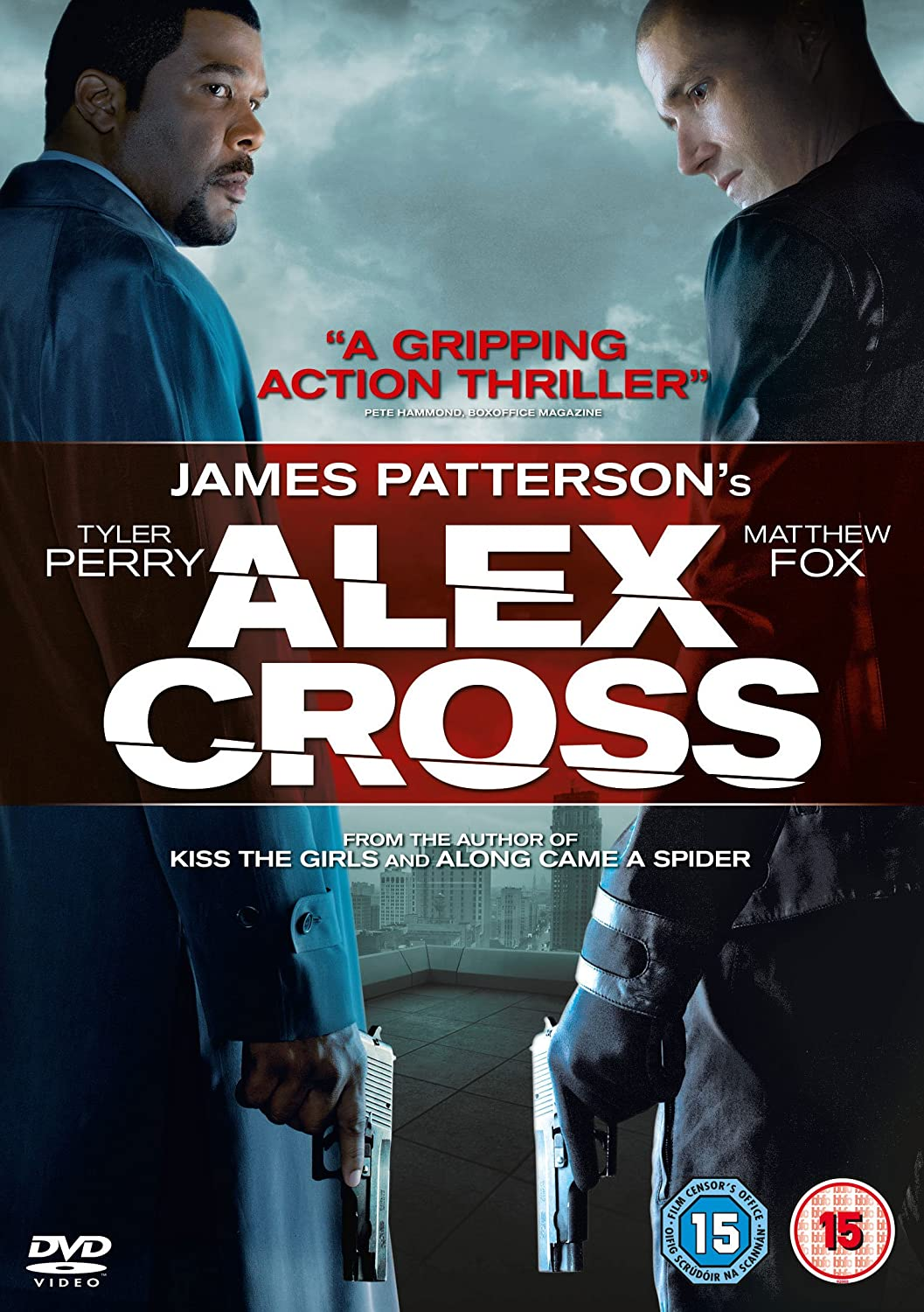 The Cult Of Me Film Review Alex Cross