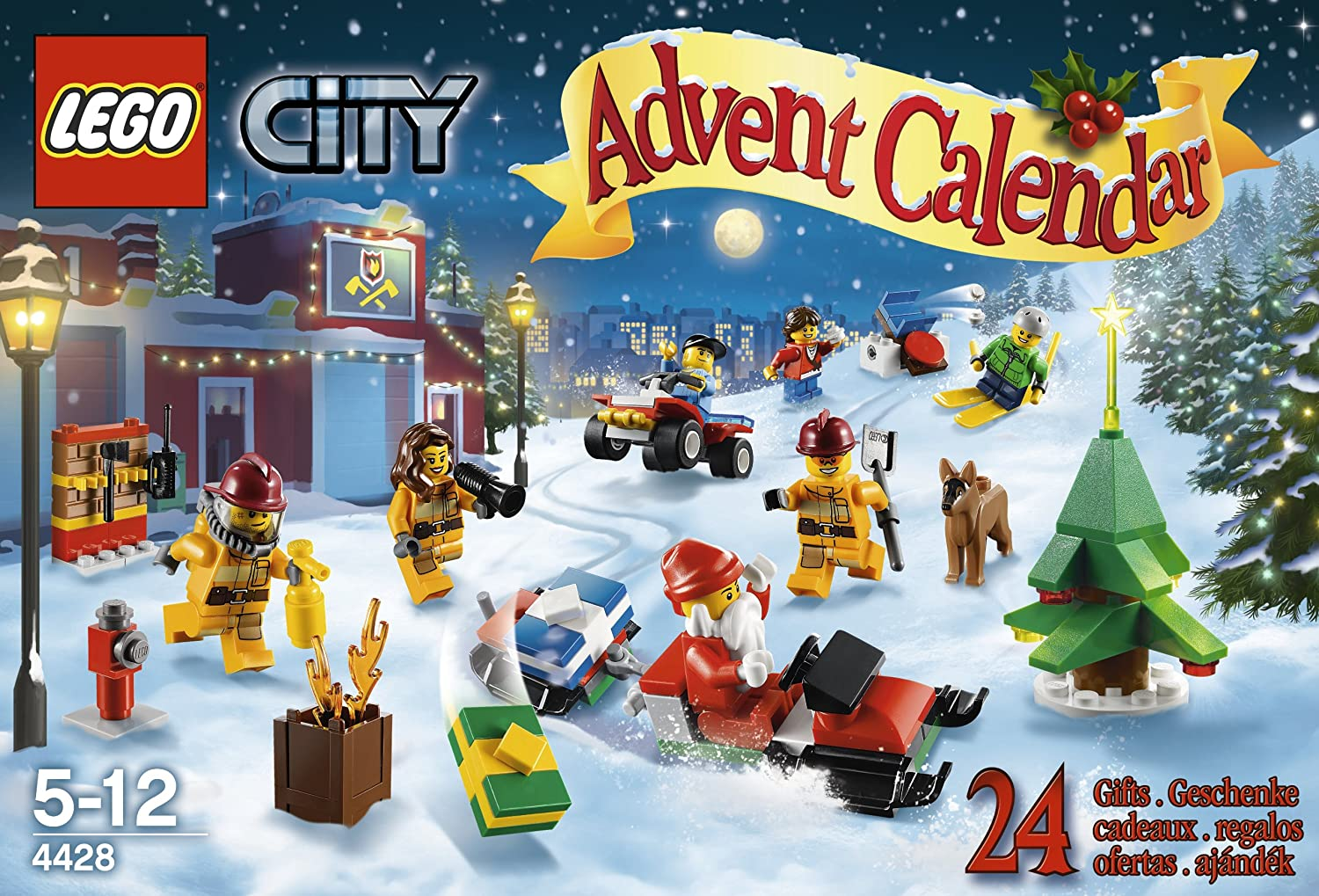 Top 3 Best Christmas Countdown Advent Calendars for Kids 2013