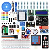 LAFVIN UNO Project Super Starter Kit for Arduino UNO R3 Mega2560 Mega328 Nano with Tutorial