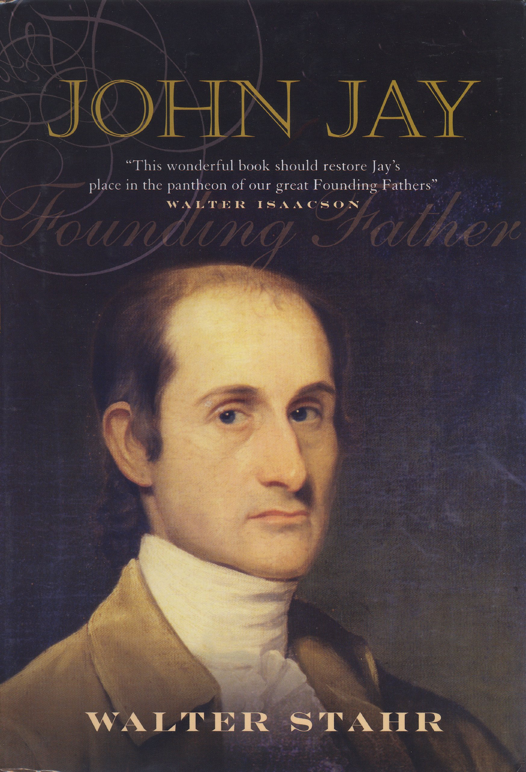 A biography of john jay an american statesman