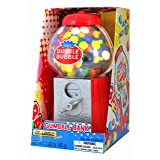 Dubble Bubble Classic Gumball Bank, 1.15 Pound (Pack of 6) (Tamaño: 1.15 Pound)