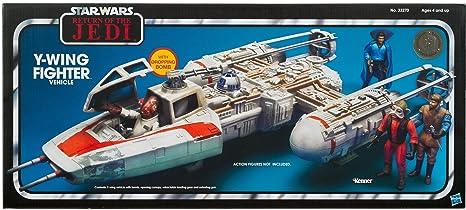 Star Wars Saga Vehicle Vintage Y-Wing