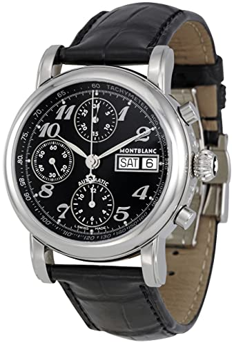 Montblanc Men's 8451 Star Chronograph Watch