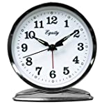 Equity by La Crosse Equity by La Crosse Wind Up Loud Bell Alarm Clock