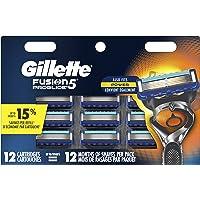 Gillette Fusion5 ProGlide 12 Count Men's Razor Blade Refills