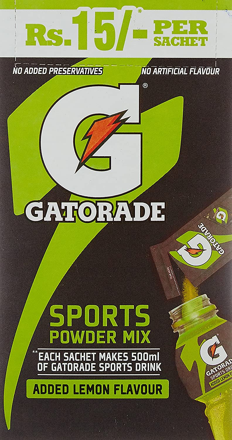 Gatorade Sports Powder Mix Lemon – 210g low price
