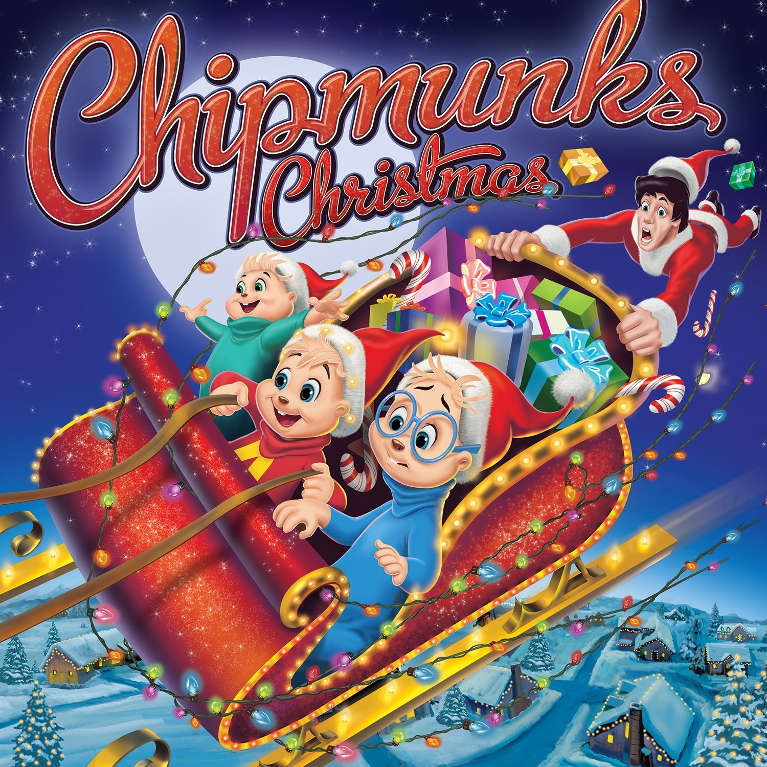 Alvin And The Chipmunks 2014 Chipmunks Christmas With Alvin
