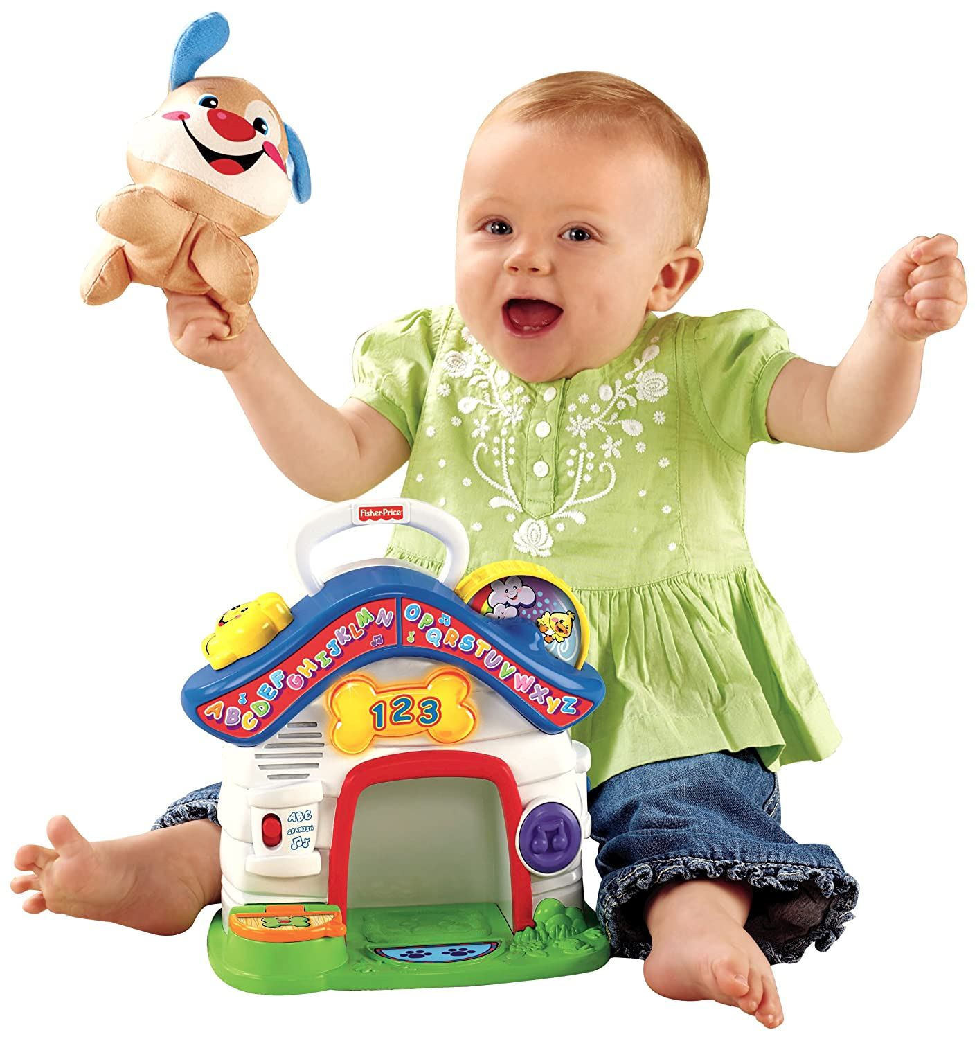 Fisher Price Laugh and Learn Puppys Playhouse