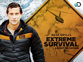 Bear Grylls Extreme Survival Caught On Camera