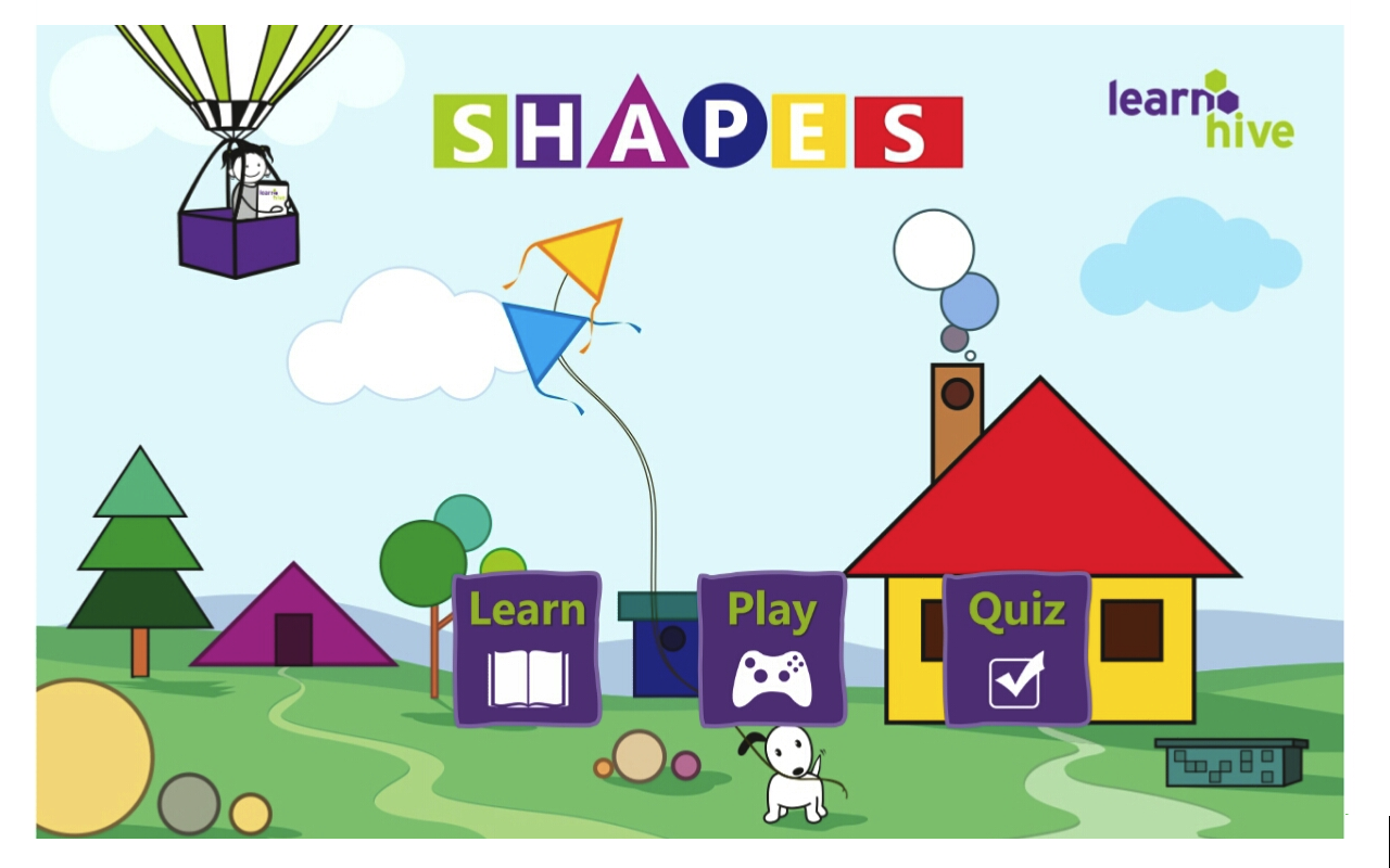 Amazon com learn basic shapes appstore for android