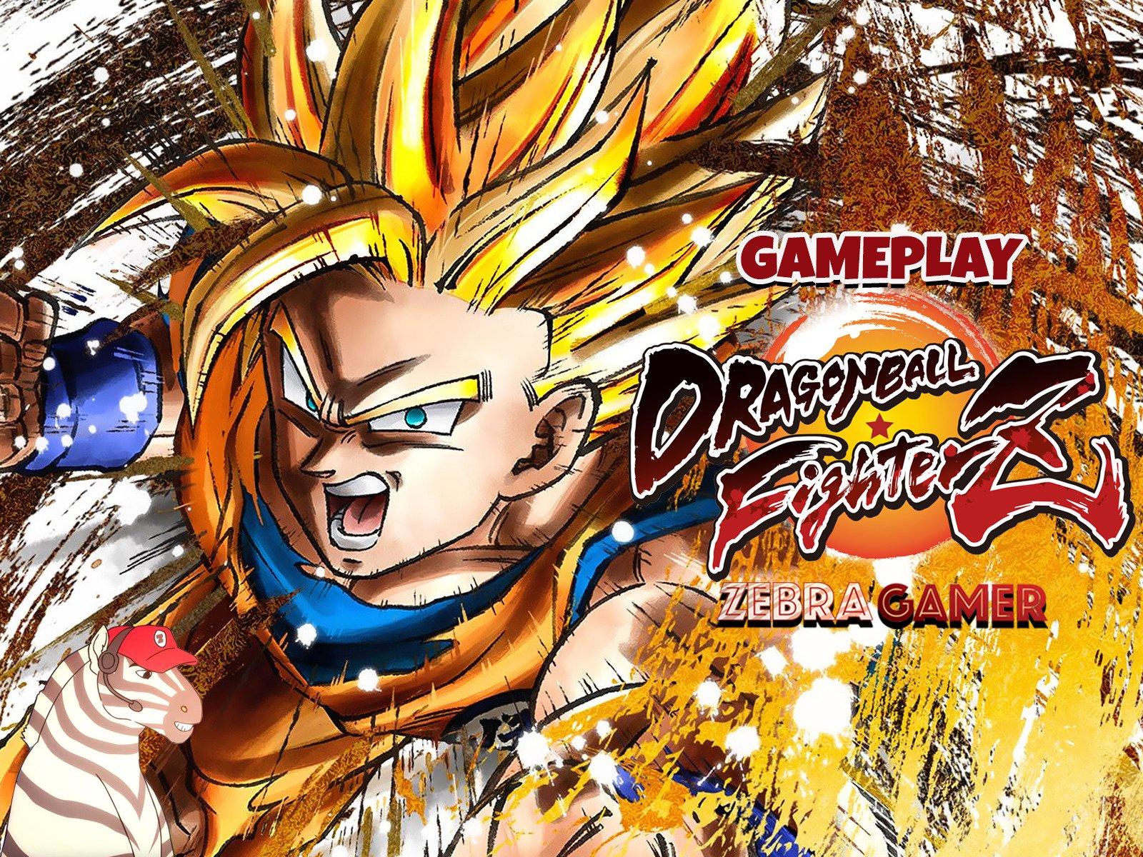 Clip: Dragon Ball FighterZ Gameplay - Season 1
