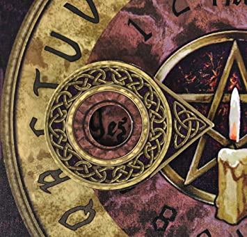 Tablero Ouija de Lisa Parker