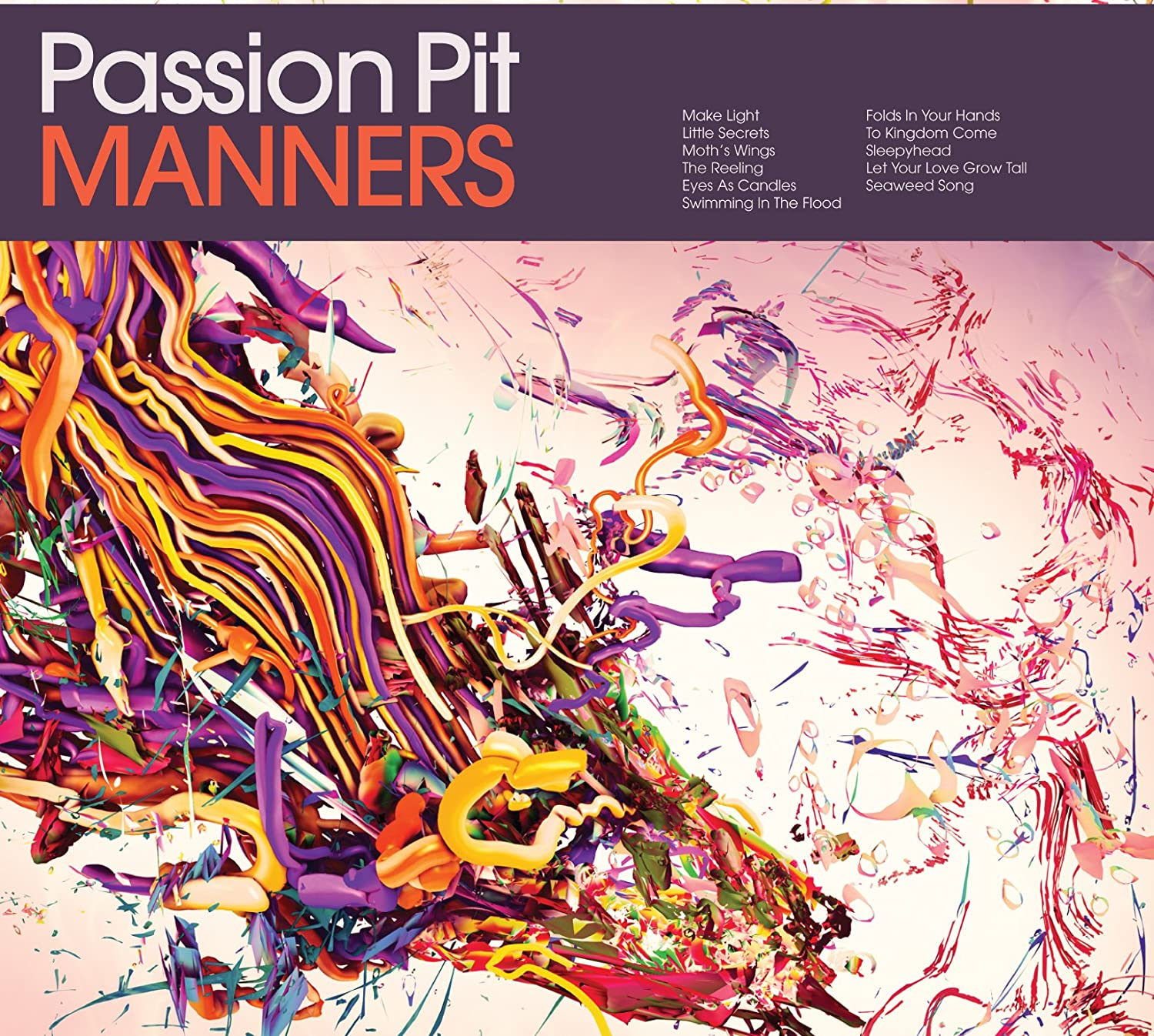 Manners Passion Passion Pit Manners