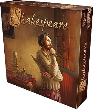 Asmodee - YSSHA01FR - Shakespeare