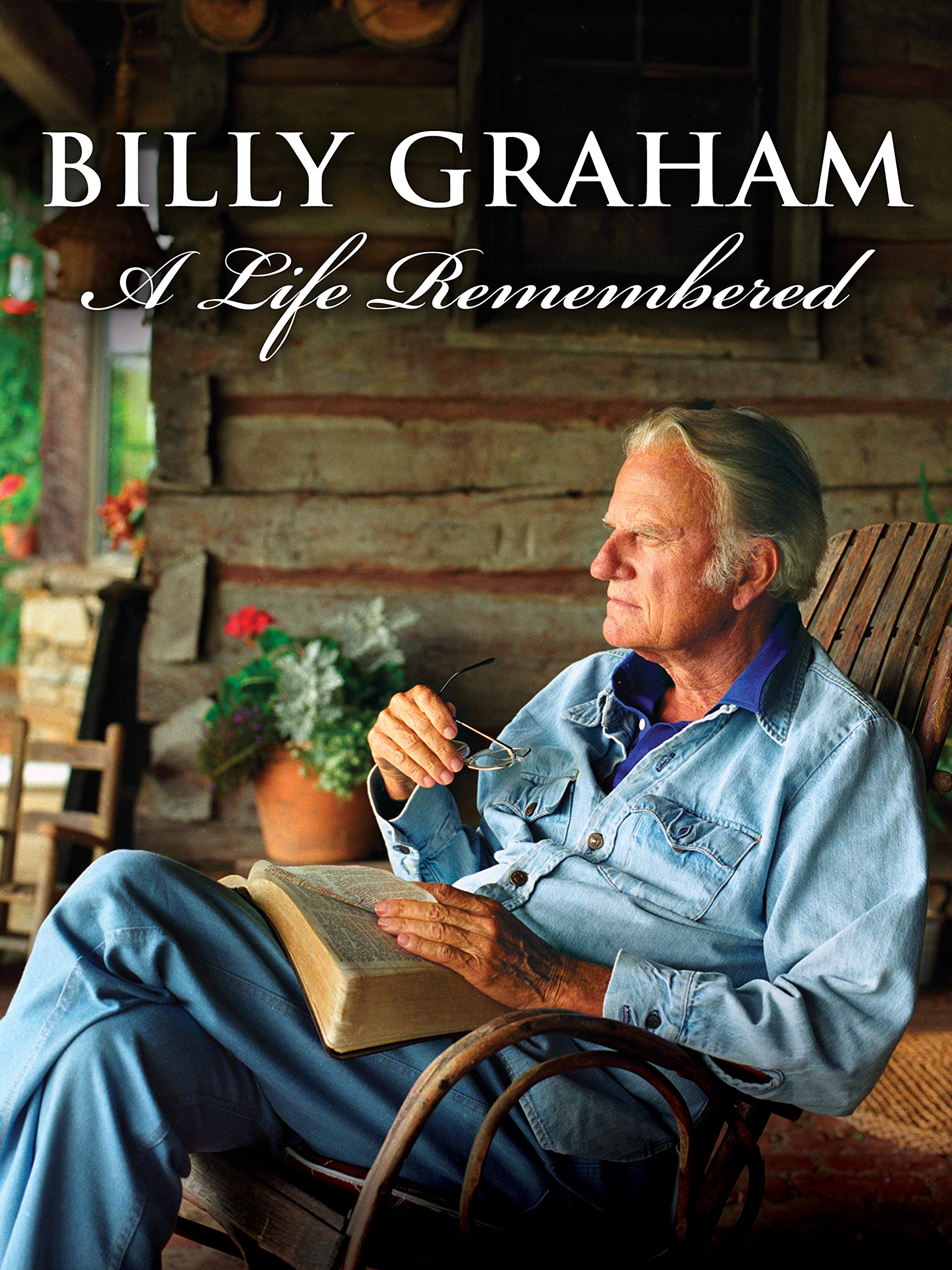 Billy Graham: A Life Remembered on Amazon Prime Video UK