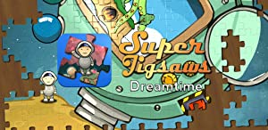 Super Jigsaws Dreamtime by PuzzlePups