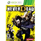 NeverDead - Xbox 360 (Color: One Color, Tamaño: One Size)