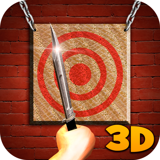 Throwing Knives Tournament 3D
