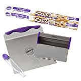 Wilton Cake Baking Tools and Parchment Paper Set - 8-inch Baker's Blade Cake Lifter, Cake Tester, 53 sq. ft. Parchment Paper (Color: Assorted)
