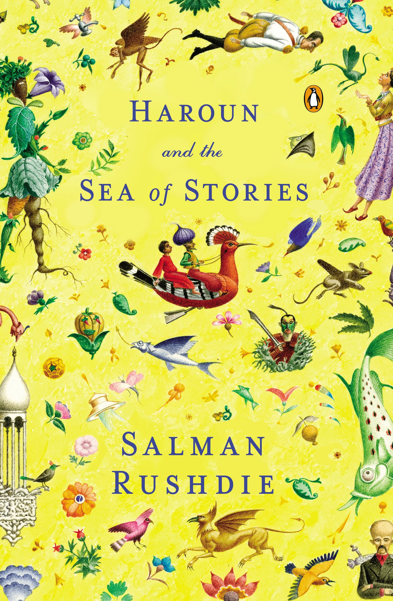 buy haroun and the sea of stories book online at low prices in buy haroun and the sea of stories book online at low prices in haroun and the sea of stories reviews ratings in