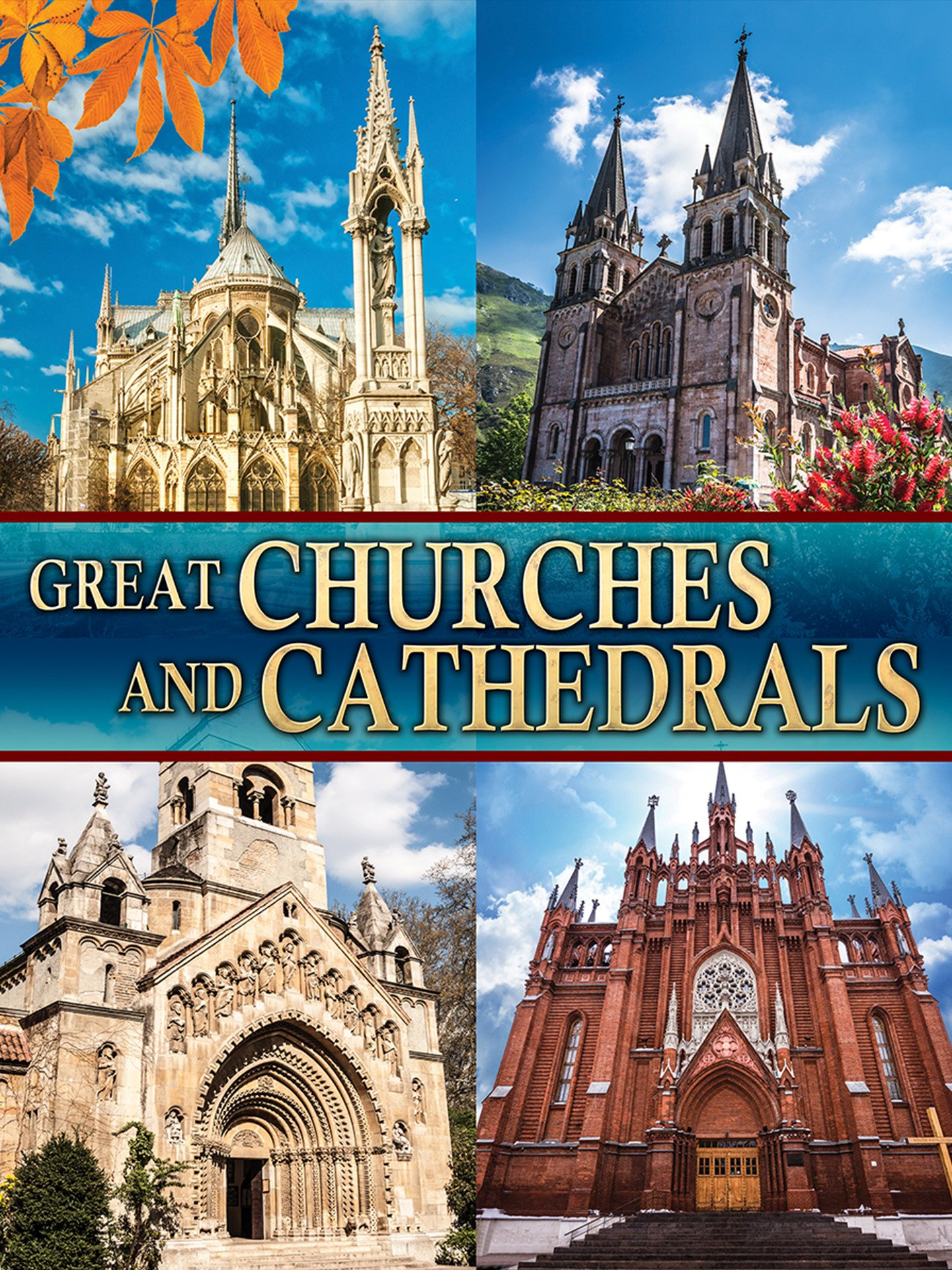 Great Churches and Cathedrals on Amazon Prime Video UK
