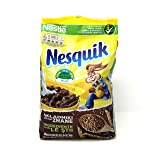 Nestle Nesquik Chocolate Breakfast Cereal, Imported from Europe, 500g/17.64oz (Tamaño: Pack of 1)