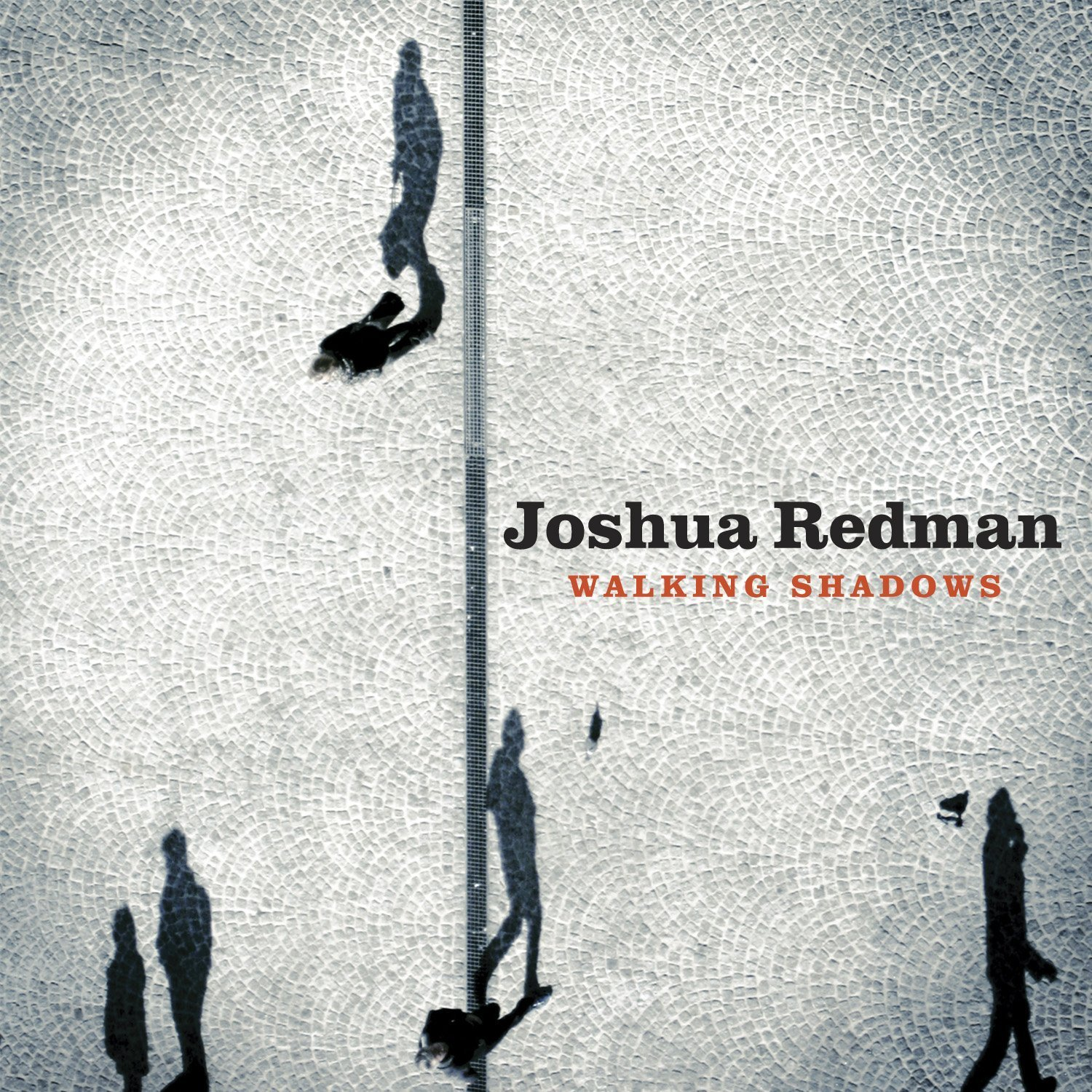Joshua Redman - Walking Shadows cover