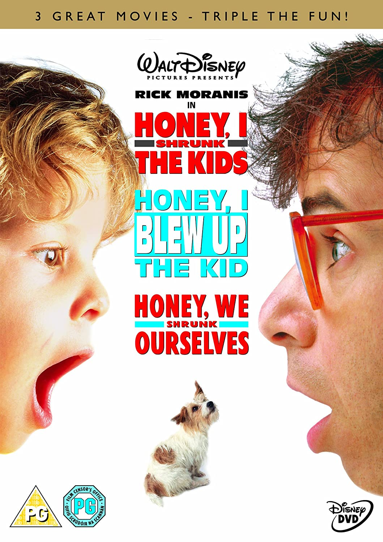 Rick Moranis Honey I Blew Up The Ki...