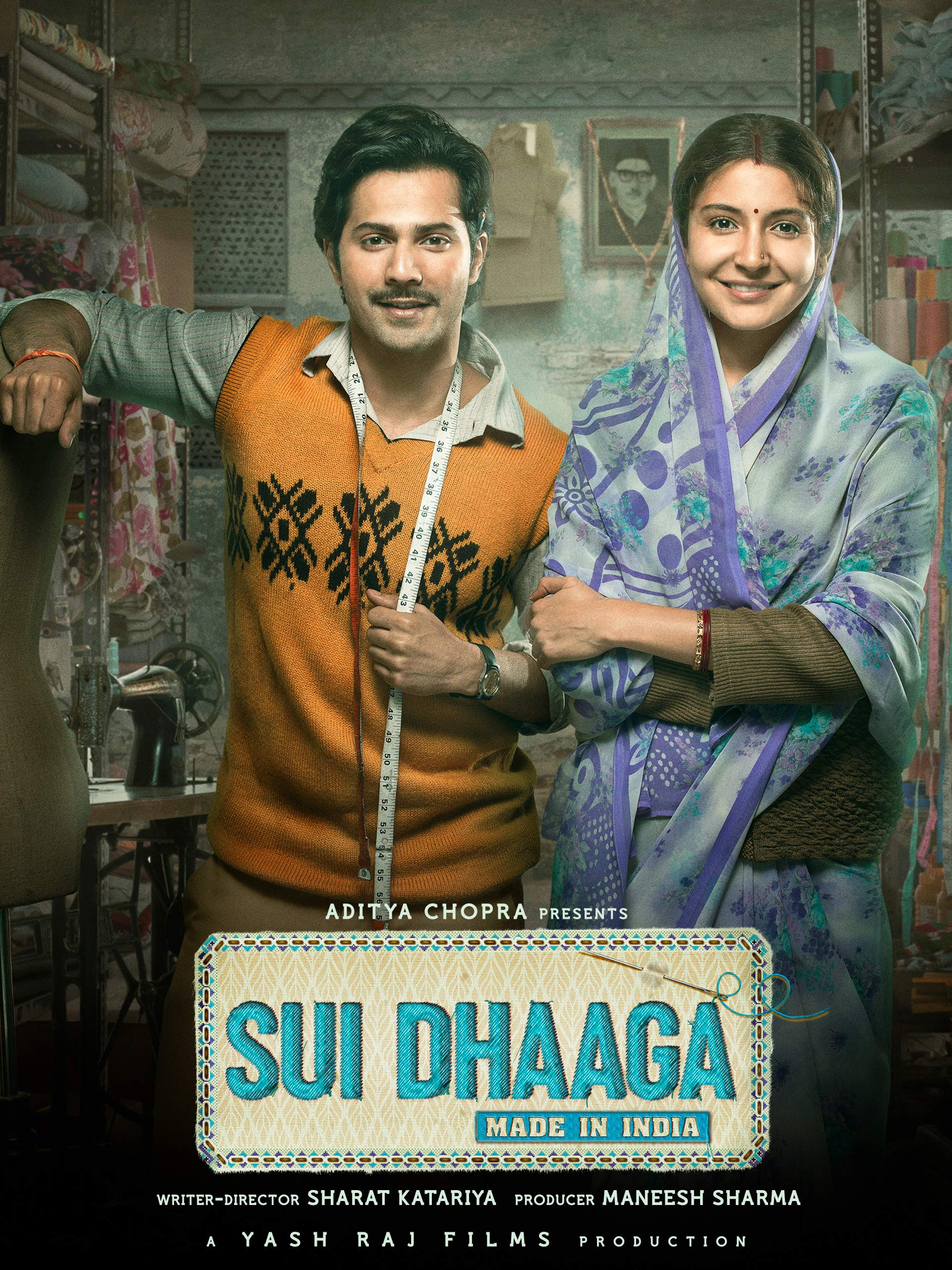 Sui Dhaaga - Made In India (4K UHD)