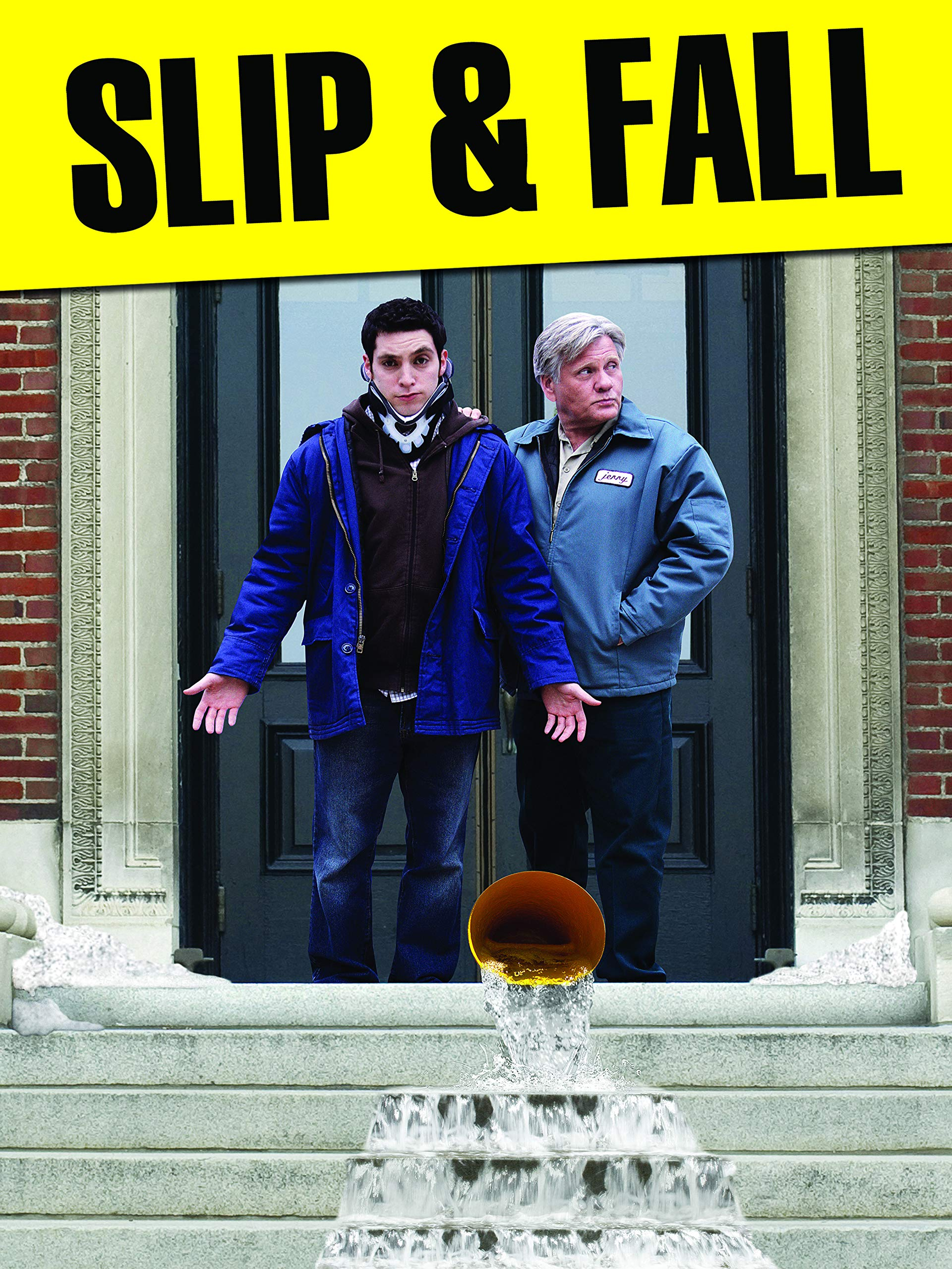 Slip and Fall on Amazon Prime Video UK
